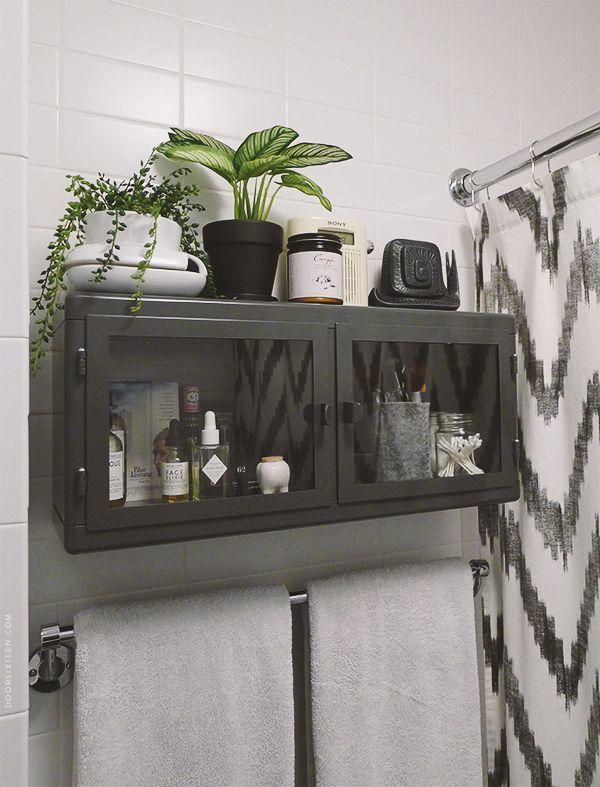 plastic plants zero shame door sixteen i n t e r i o r bathroom wall cabinets small. Black Bedroom Furniture Sets. Home Design Ideas