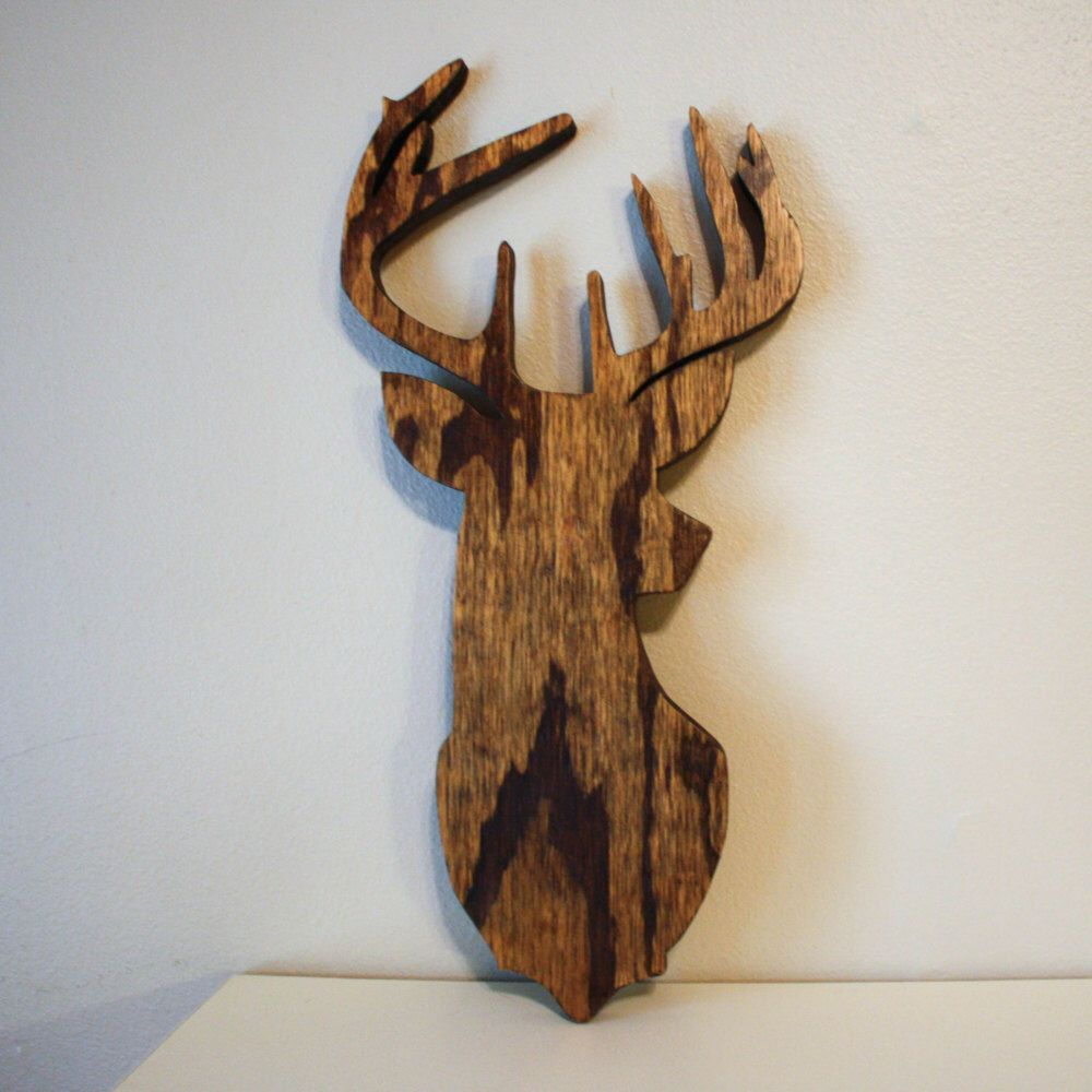 Deer wall decor southern decor southern home hunting decor