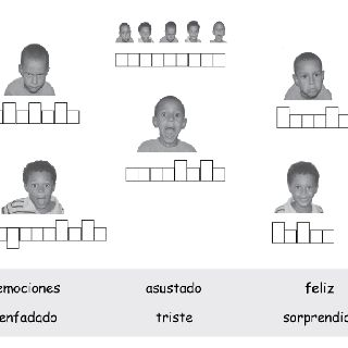 emotions spanish printouts for kids spanish worksheets for children espa ol para ni os. Black Bedroom Furniture Sets. Home Design Ideas
