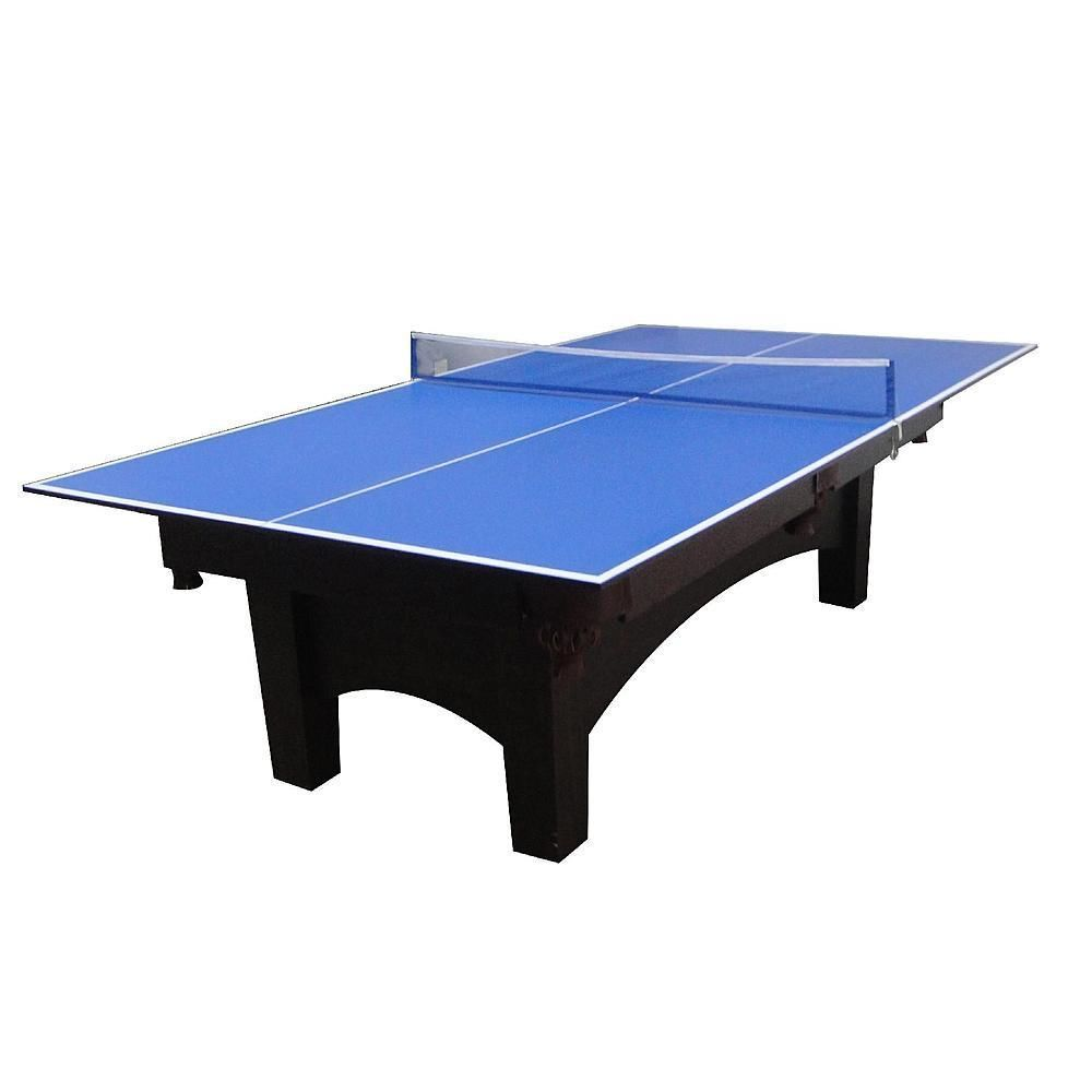 Attractive Check Out This Ping Pong Table Conversion Top Pool Tennis Game Portable  Equipment Quick Set NEW