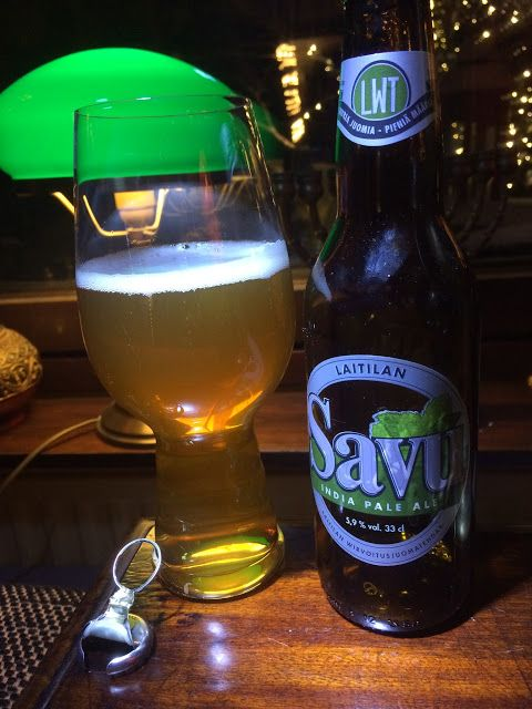 Laitilan Savu India Pale Ale