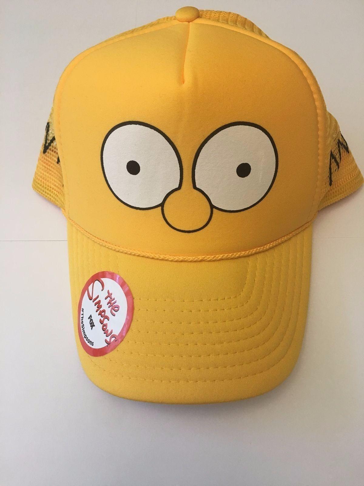 760fe040baa85 SDCC 2017 Exclusive Homer Simpson Trucker SnapBack Hat Comic Con FOX  Special !