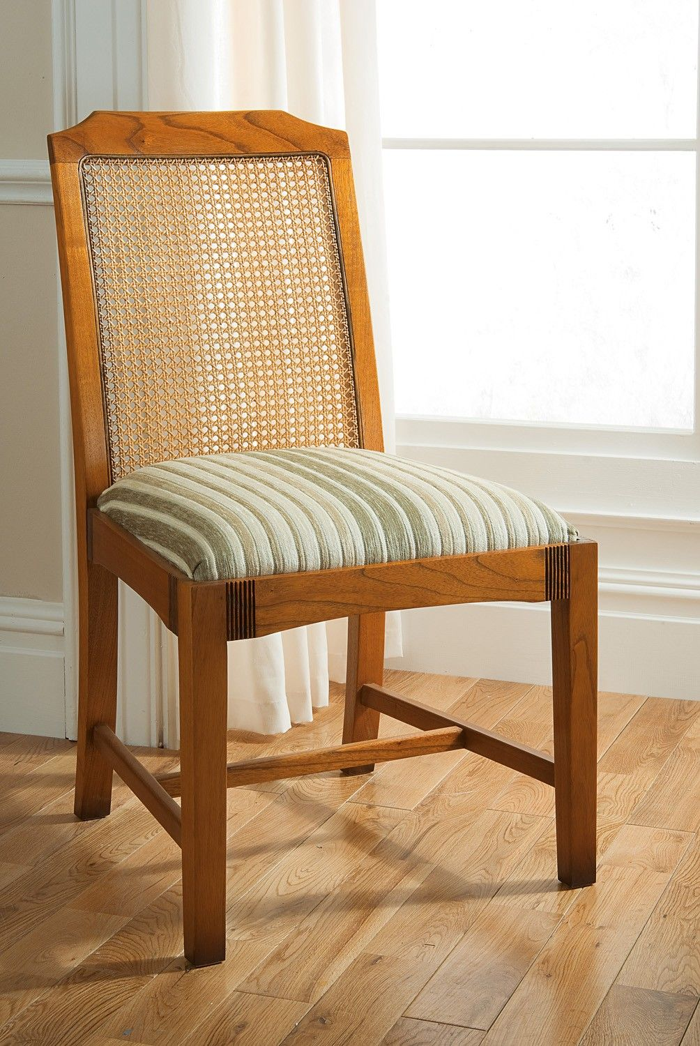 Print Of Cane Back Dining Chair  Furniture  Pinterest  Dining Entrancing Cane Dining Room Chairs Review