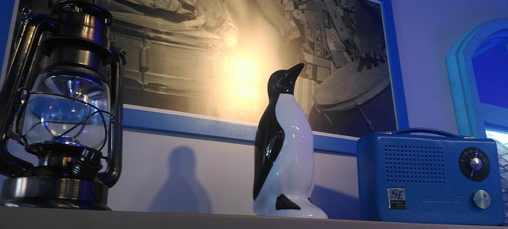 Antarctica - Camarote da Boa 2016