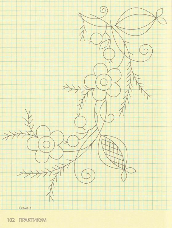 Gallery.ru / Photo # 64 - Embroidery - Los-ku-tik | tatting ...