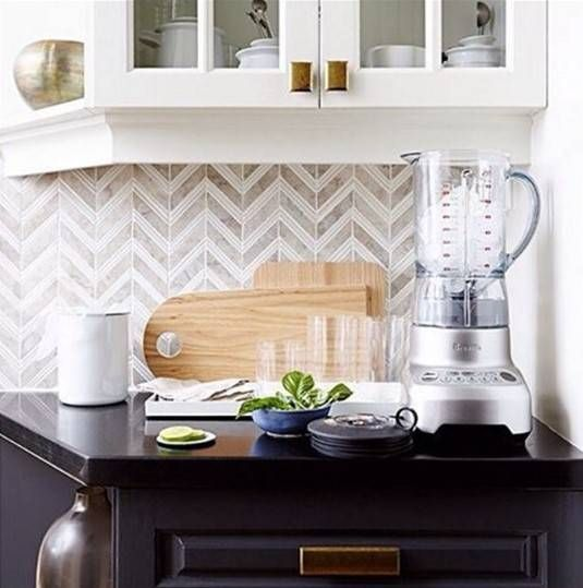 The Best Kitchen Backsplashes On Instagram  Kitchen Backsplash Brilliant Famous Kitchen Designers 2018