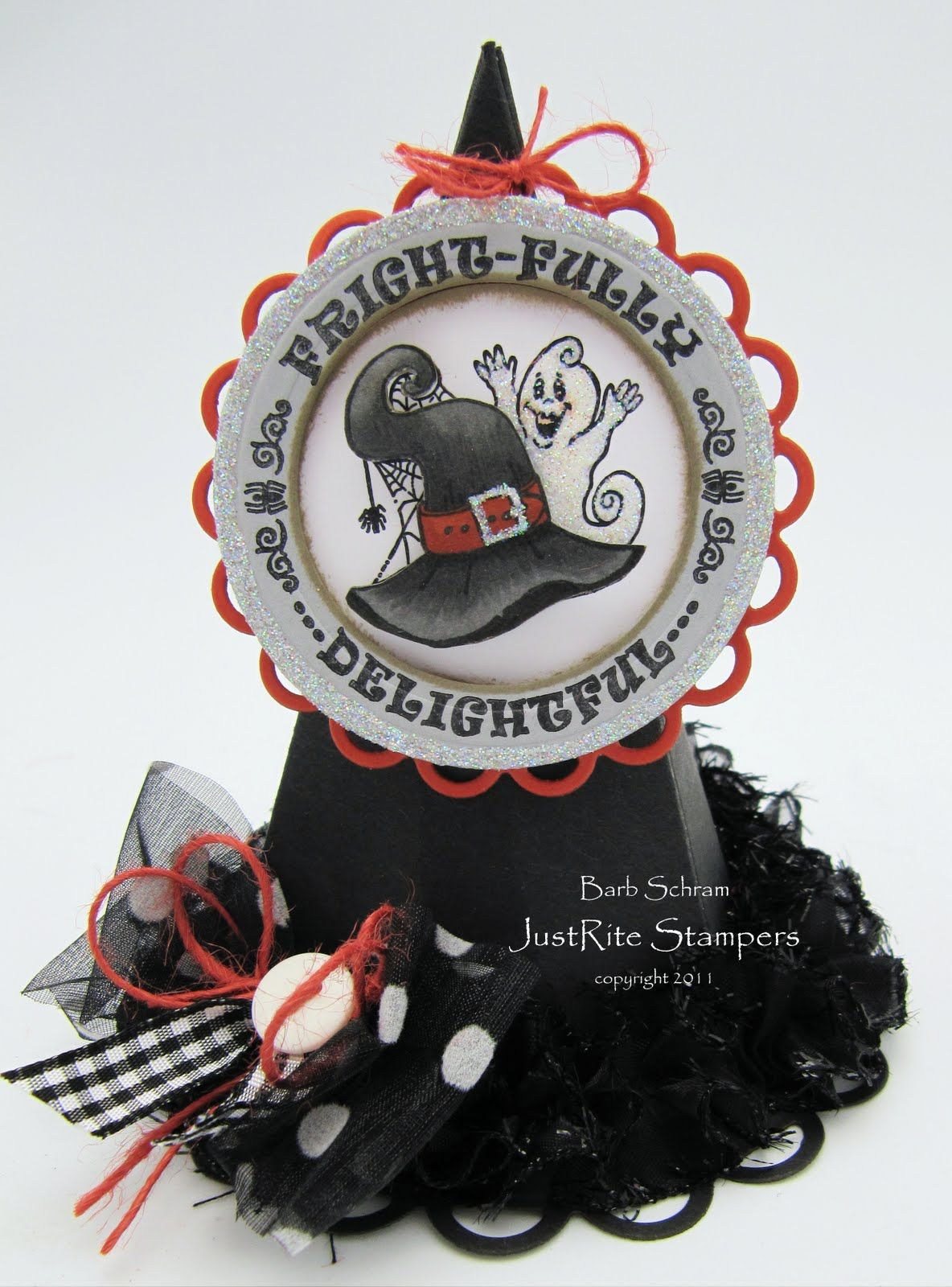 Explore Dream Discover Happy Halloween Witch Hat, JustRite - Hobby Lobby Halloween Decorations