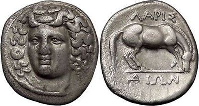 Thessaly Central Greece ANCIENT GREEK COIN Collecting Guide http://ift.tt/1MqGCra