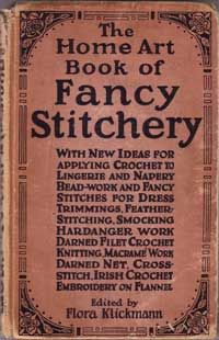 The Home Art Book of Fancy Stitchery (in the public domain)