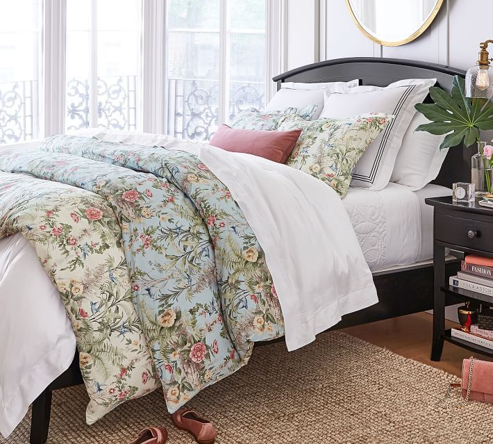 Marlena Floral Reversible Duvet Cover Amp Shams Duvet