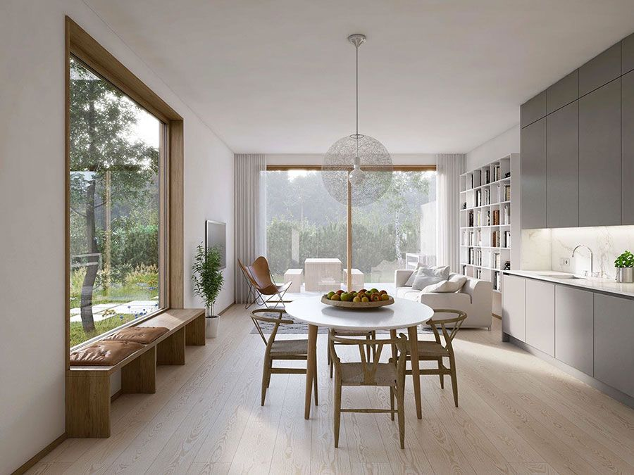 Sala Da Pranzo Moderna Immagini : Idee per arredare una sala da pranzo moderna idee per la casa