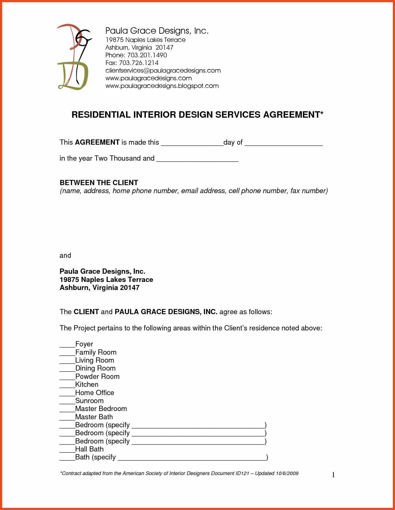 Interior Design Client Brief Template Google Search Contract Template Design Clients Contract Interior Design