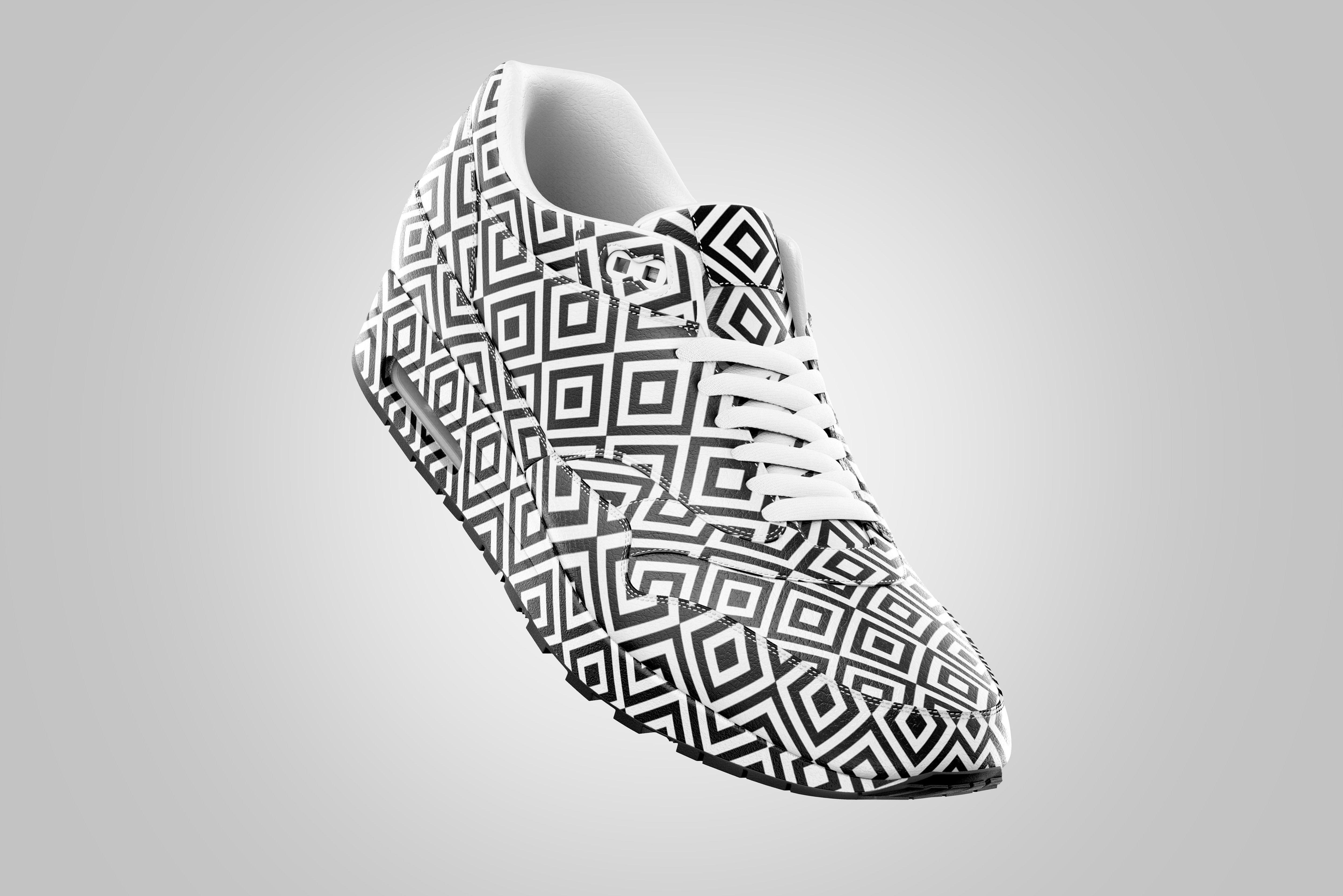 quality design 05a92 12a9a Nike Air Max 1 - Mockup  add personal files PSD