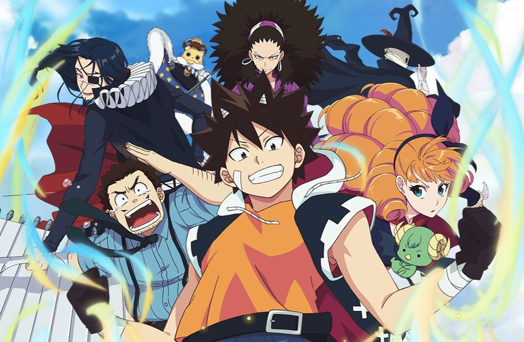 Radiant la saison 2 est annoncée  - le Dojo Manga