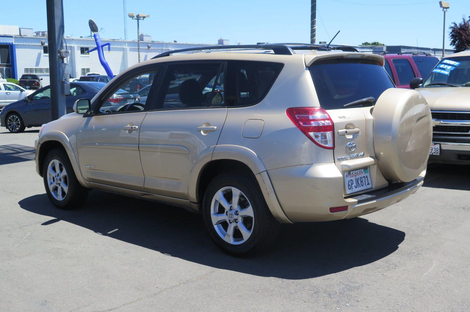 2010 Toyota RAV4 ThriftyCarSales Sacramento CA