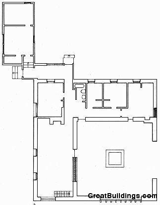 Aalto Summer House Detailed Plan Google Search Summer House Building Drawing Detailed Plans