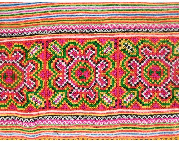 Hmong Textile by TaTonYon