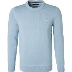 Photo of Marc O Polo Sweater Herren, Baumwolle, blau Marc O Polo