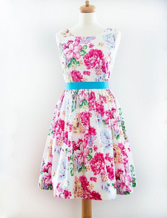 Reserved for Lauren | Estilo vintage, Me gustas y Vestiditos