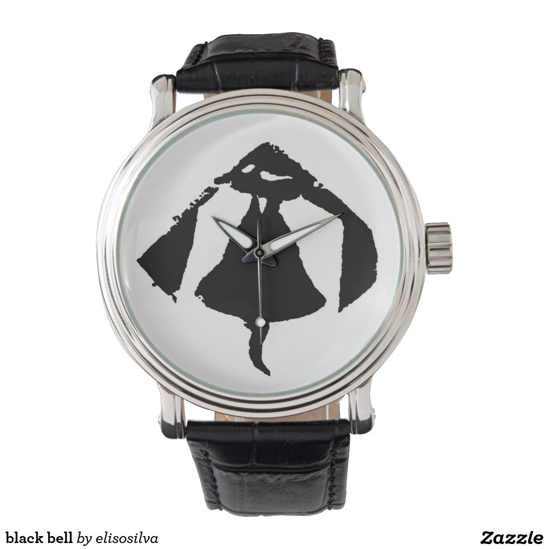 black bell relojes de mano