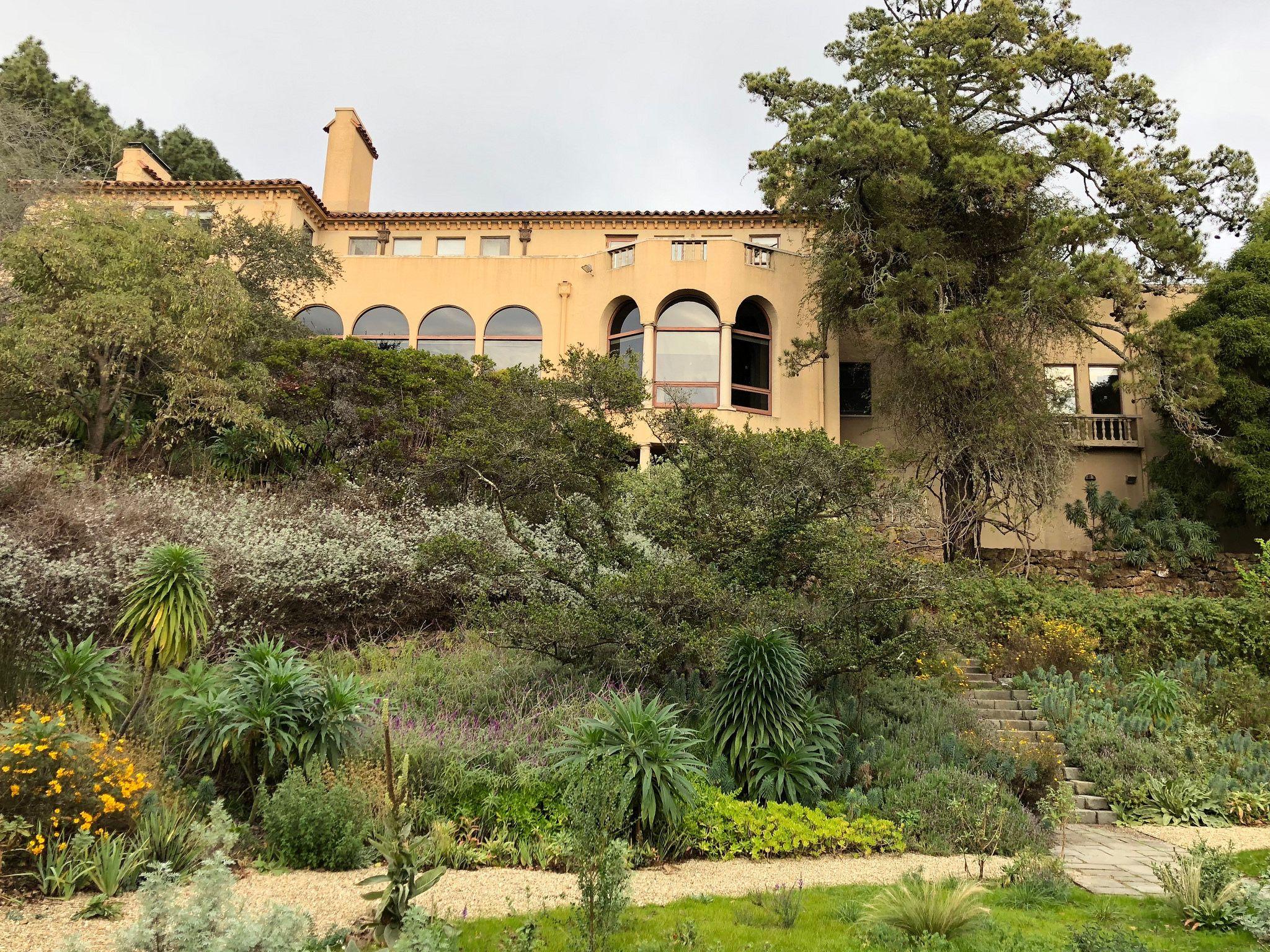 Blake House & Garden | Berkeley, California - My Home Town ...