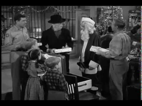 andy griffith s01e11 christmas story youtube - Andy Griffith Show Christmas Story