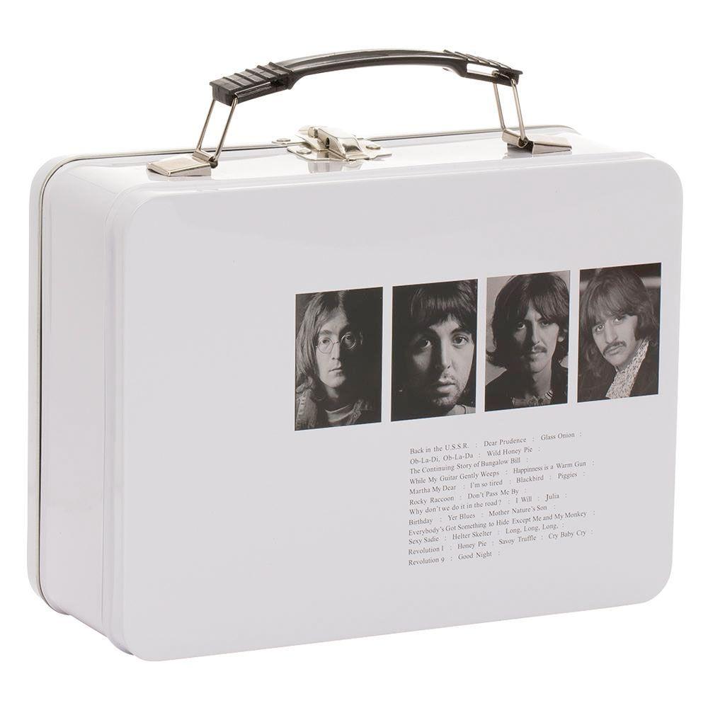 Vandor: The Beatles Limited Edition White Album Large Tin