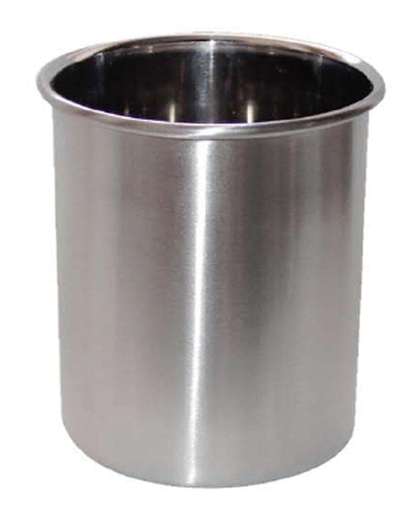 Stainless Steel Utensil Crock