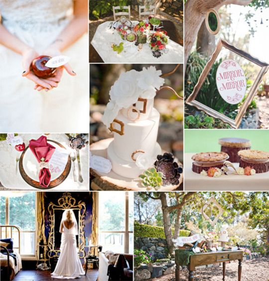 Snow Wedding Ideas: Top Six Snow-White Theme Wedding Ideas