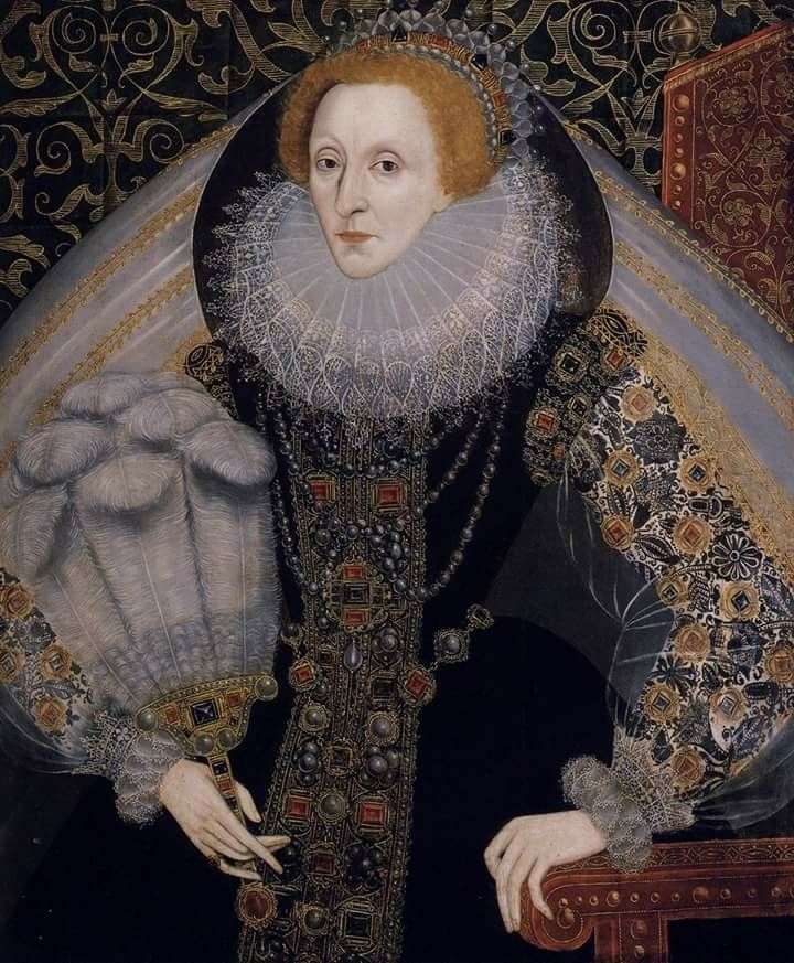 Today marks the coronation of Elizabeth I in 1559, Anne