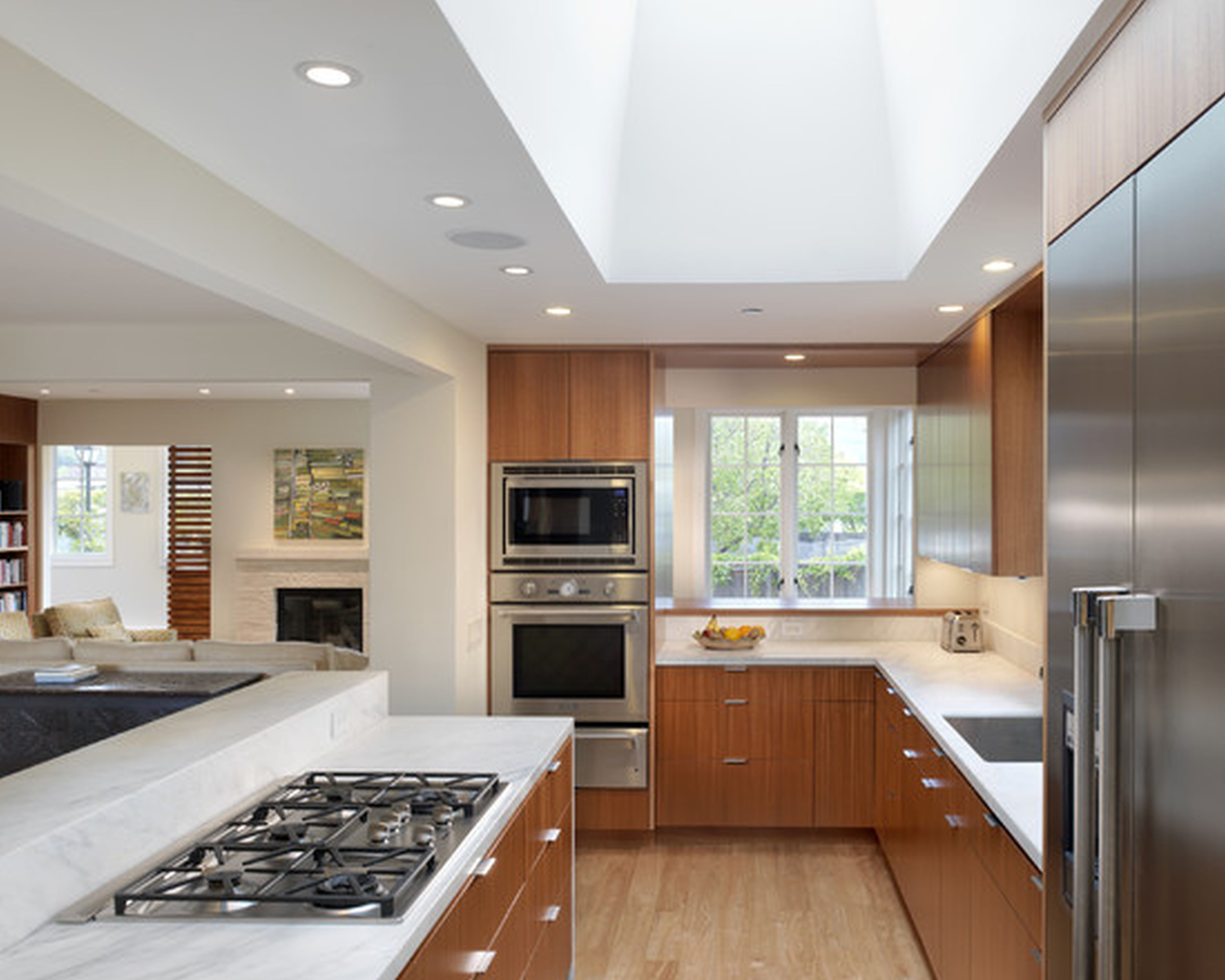 Structuring Mid Century Modern Kitchen For Your Home Decorating