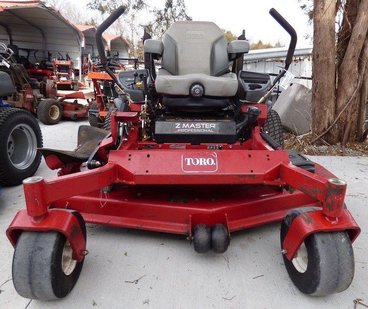 Used Toro Z Master 5000 Series 60 Zero Turn Lawn Mower 27 Hp Kohler 74915used 5 500 00 Lawn Mower Zero Turn Lawn Mowers Mower