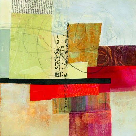 By popular request, I am offering Monoprint Collage online , beginning in November. It is a six week class in which we'll explore the possi...
