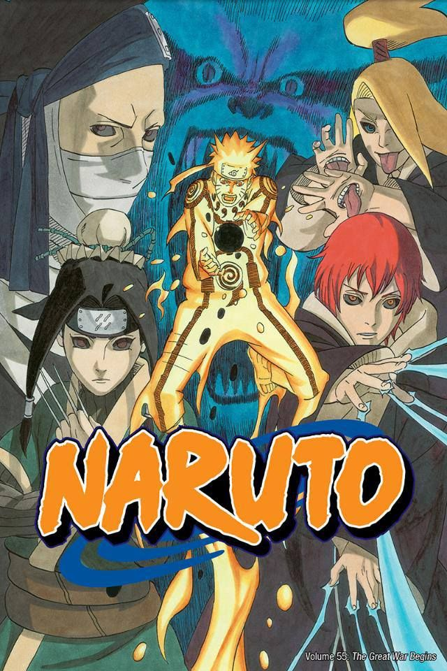 TOME 55 SCAN TÉLÉCHARGER NARUTO SHIPPUDEN