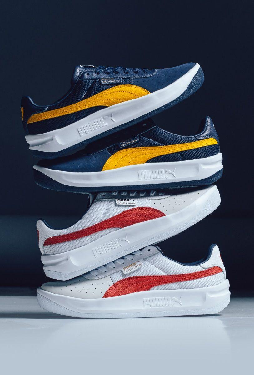 Puma California   Vans classic slip on sneaker, Slip on