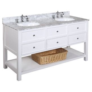 Kitchen Bath Collection New Yorker 60 Quot Bathroom Vanity Set