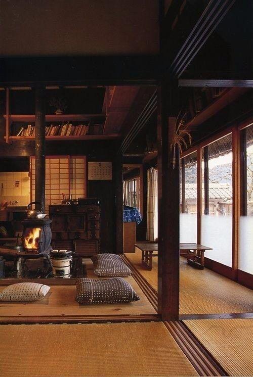 Japan Interior Japanese Design  Architecture Pinterest Japan