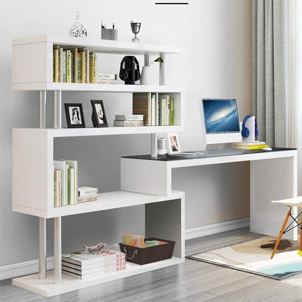 Avere una buona scrivania comoda e confortevole diventa quindi davvero importante per poter lavorare al meglio. Efektivno Pigmalion Dno Scrivanie Moderne Per Ufficio Amazon Rjenterprisere Com