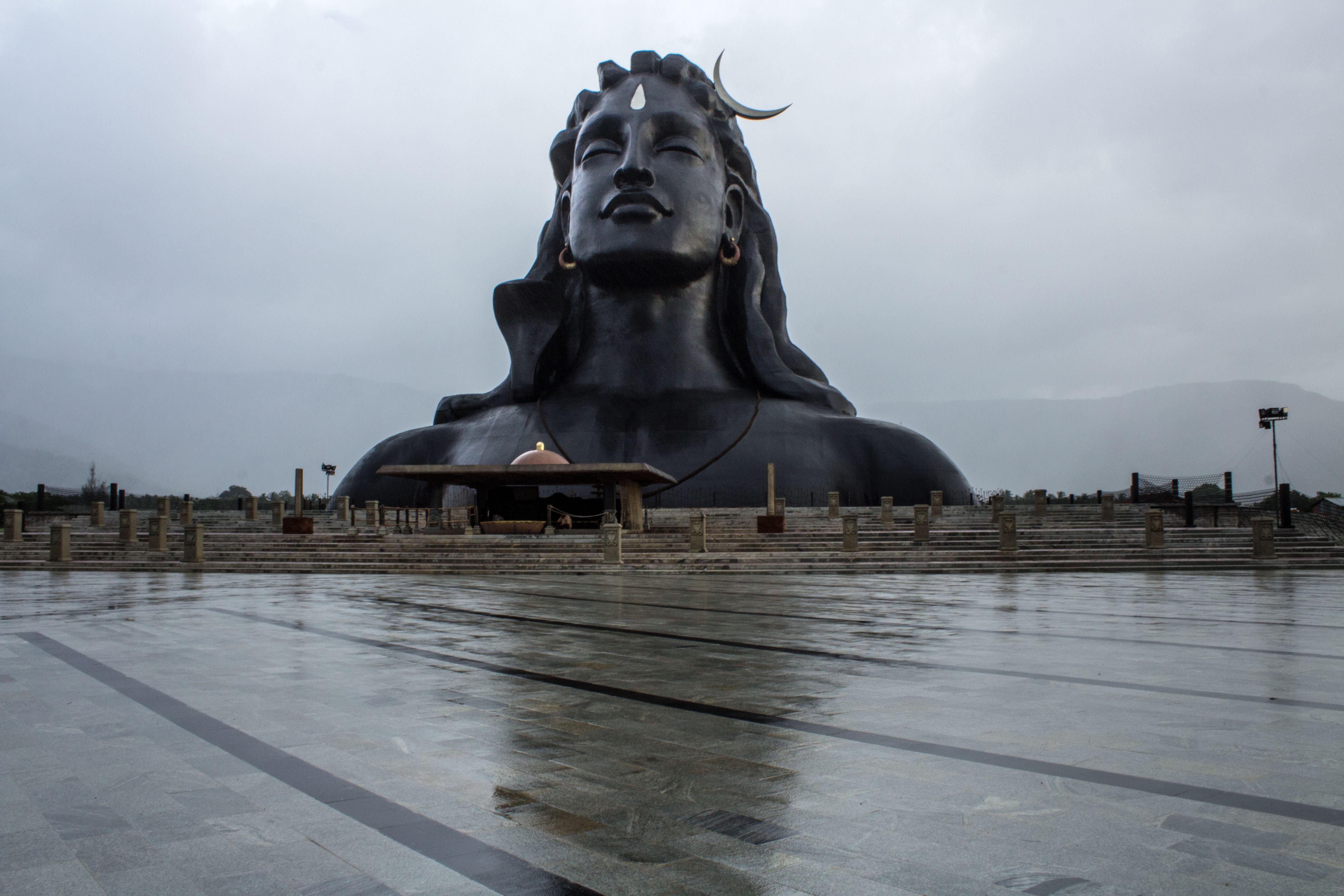 60 Shiva Adiyogi Wallpapers Hd Free Download For Mobile And Desktop Shiva Isha Yoga Guinness Book Of World Records