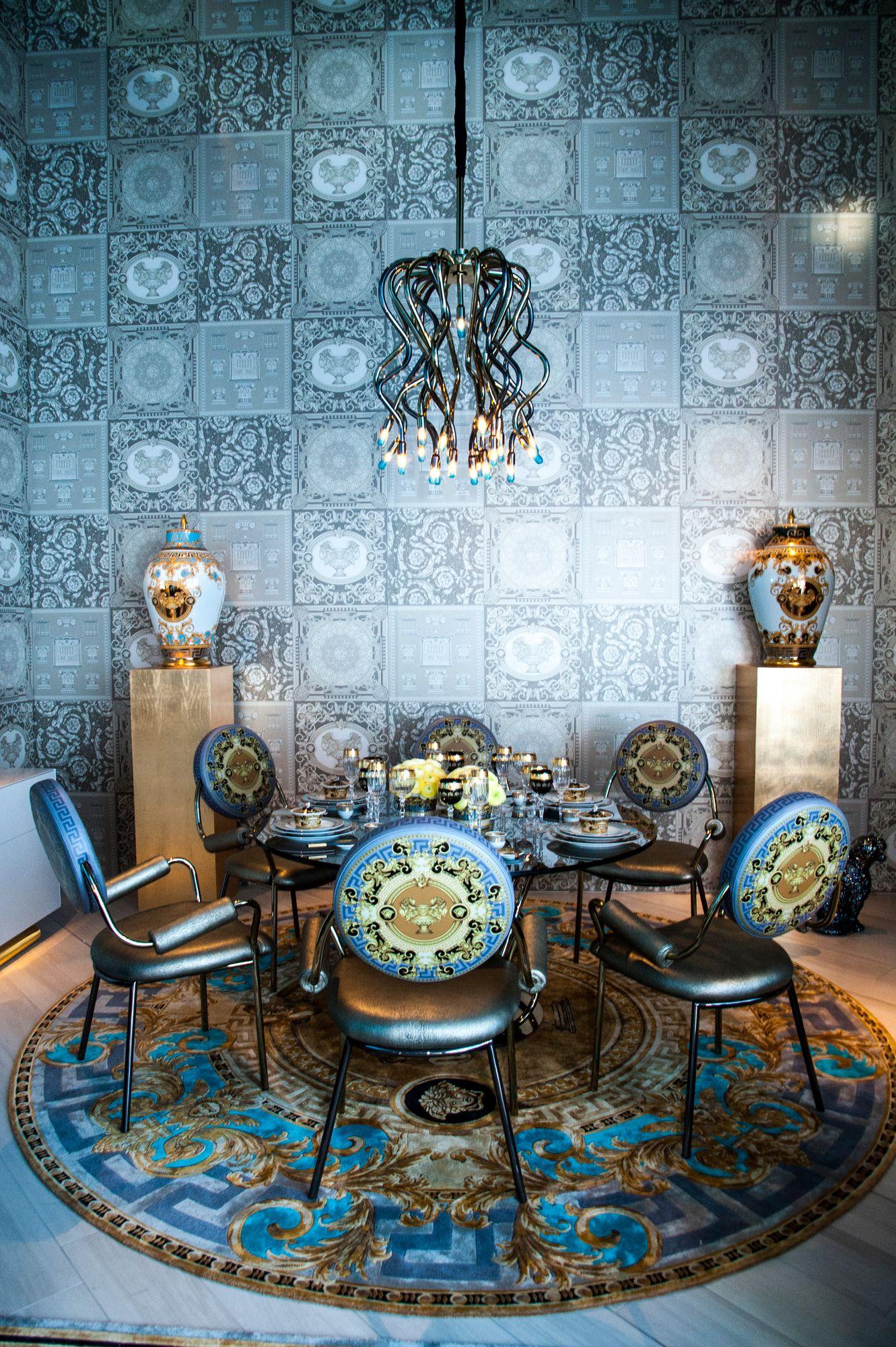 Versacehome Versace Milanomodadesign Home Design