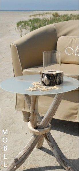 Love this table ~Treibholz Möbel | Inspiration | Pinterest ...