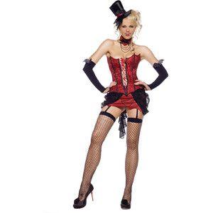 BURLESQUE DANCER COSTUME @ Amiclubwear costume Online Store .