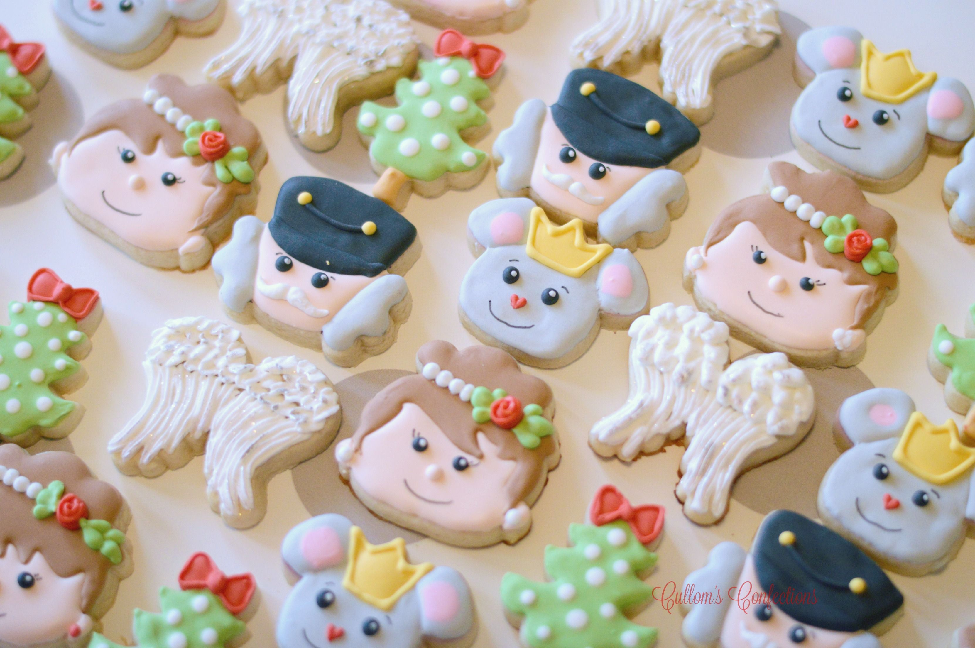 Nutcracker Decorated Cookies Cullom S Confections In 2019