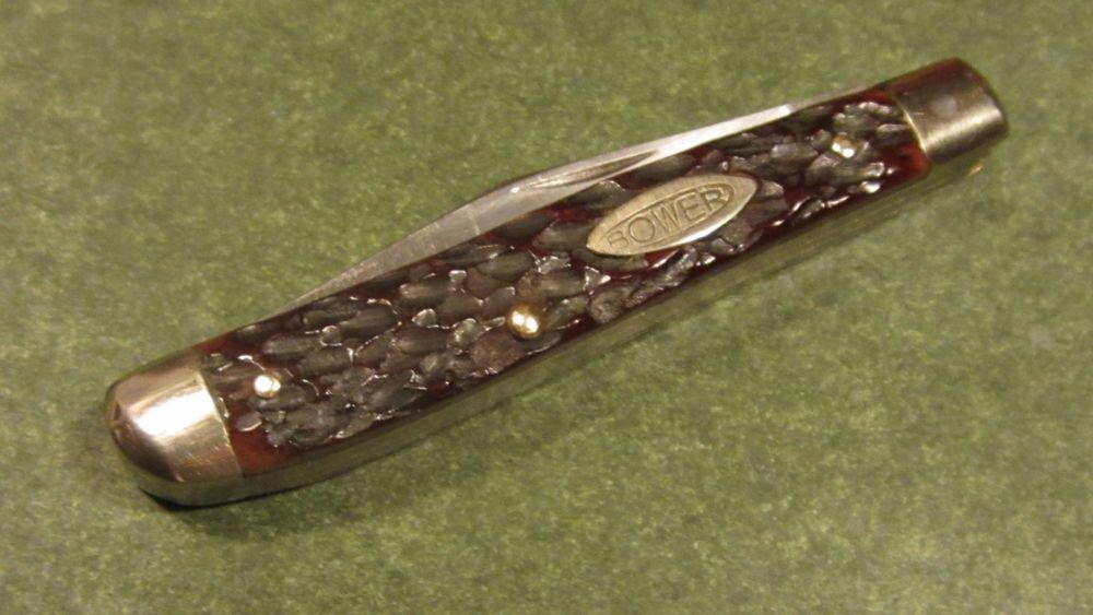 Details about Vintage Bower Solingen Germany Pocket Knife