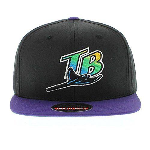 b4cb7a0b7d4 Tampa Bay Rays Flat Brim Hats