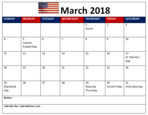 all upcoming march 2018 calendar holidays with events festivals