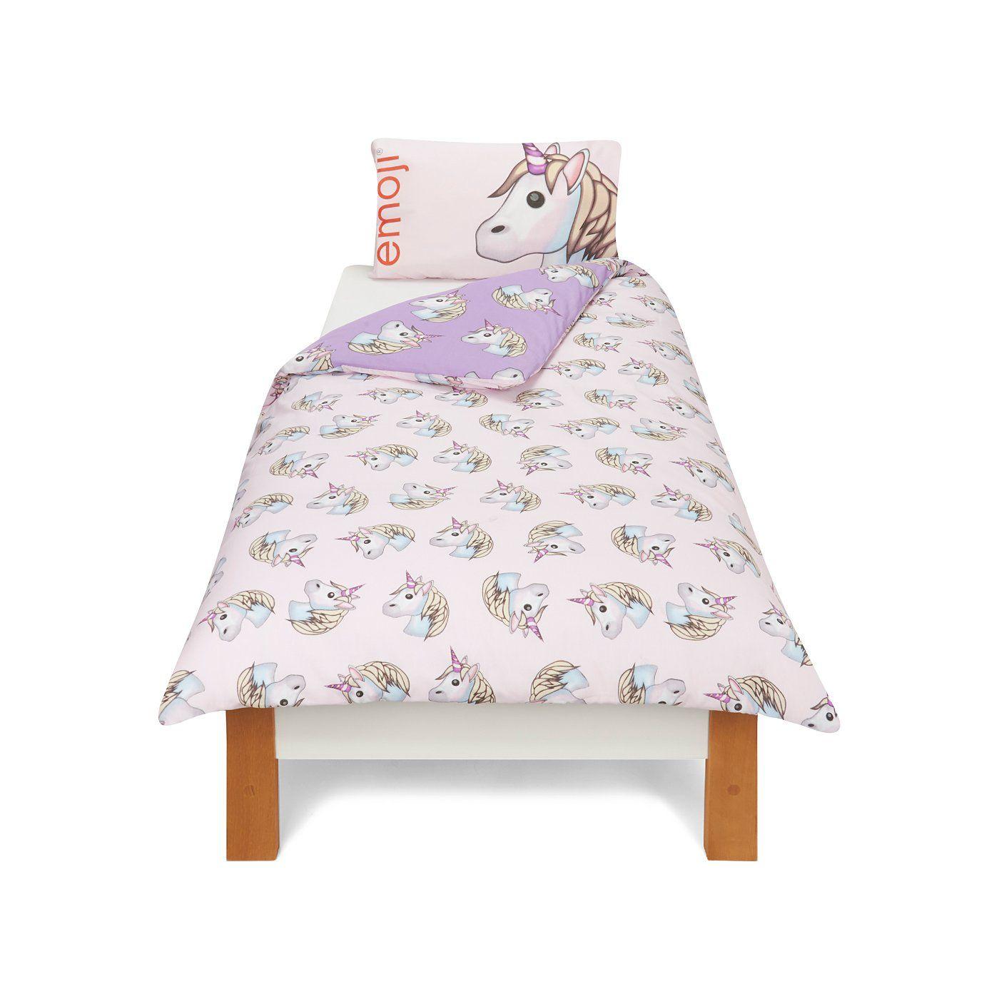 Buy Emoji Unicorn Bedding Range from our Bedding range