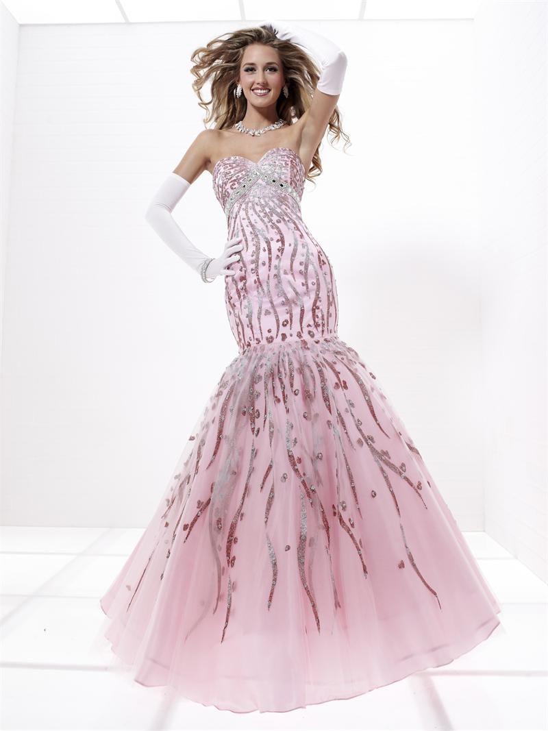Tiffany designs prom dress prom u pageant u wedding dresses