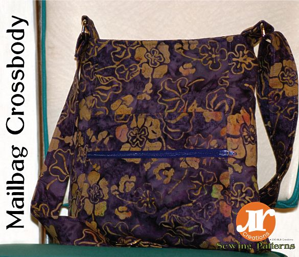 Mailbag crossbody pattern release. Get a free copy | Sewing-Bags ... : quilted messenger bag pattern - Adamdwight.com