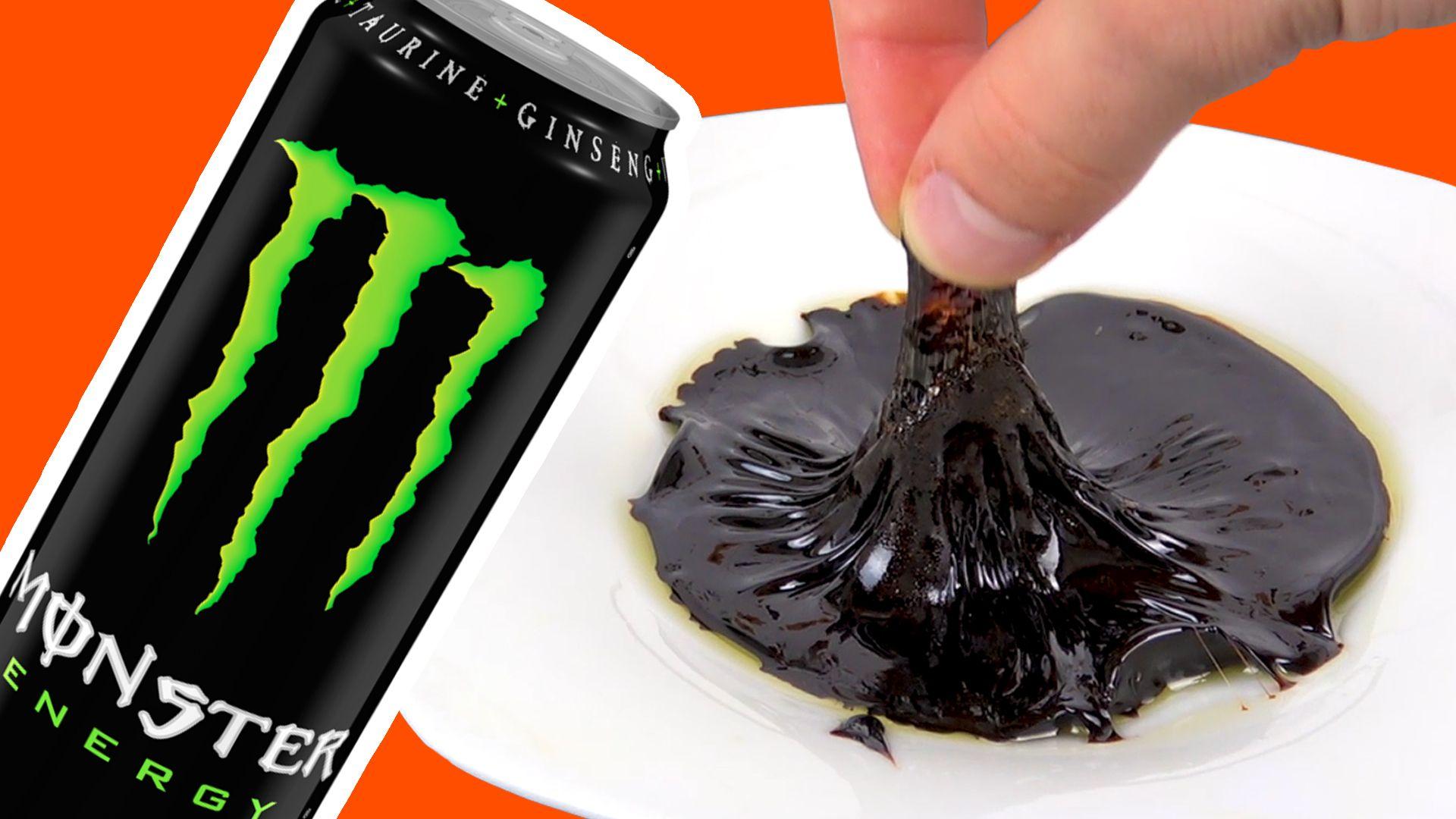 You Will Never Drink Monster Energy Again After Watching This Video Monster Energy Drink Monster Energy Drinks
